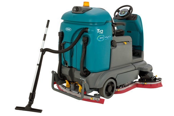 Tennant T12 Battery Rider Scrubber