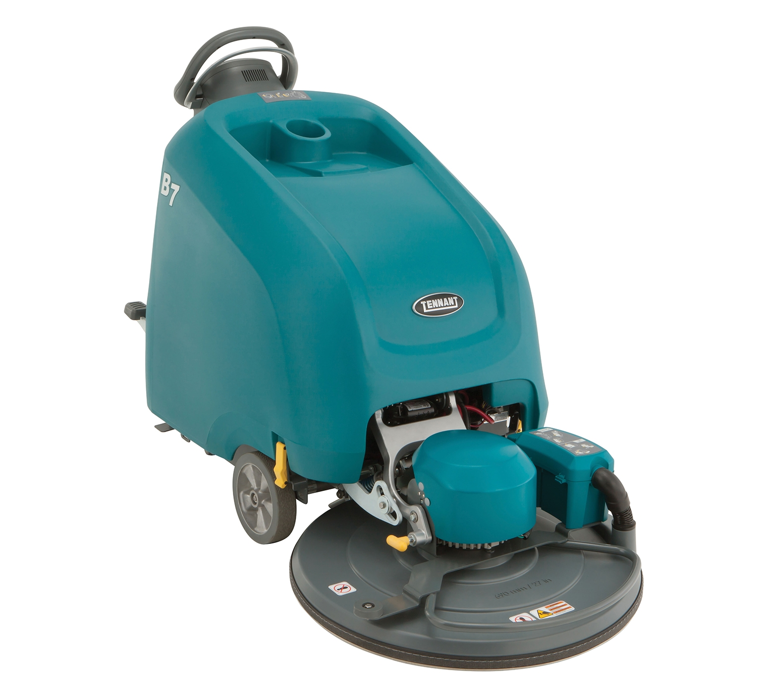 Tennant Floor Scrubber 5680 Parts